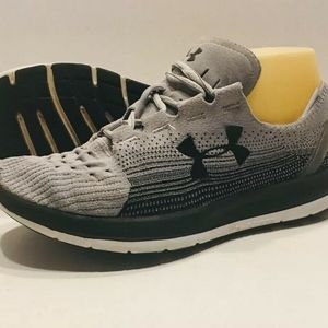 Women's Under Armour Shoes US 7.5 Gray Running